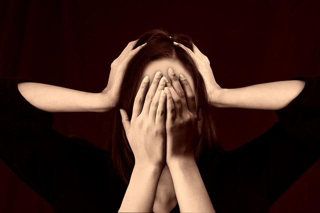 気象病、頭痛のイメージ画像