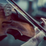 ヴァイオリンを弾いていると肩が痛くなってしまうのイメージ画像