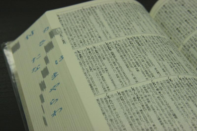 誤用から広がる誤解を減らしたい。もっと辞書で調べようよ!のイメージ画像
