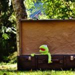 格安で旅をして副業で旅ブログを書く、のイメージ画像